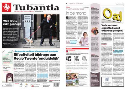 Tubantia - Enschede – 13 december 2019