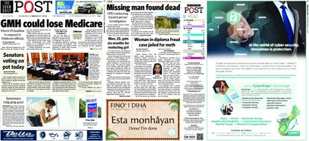 The Guam Daily Post – March 27, 2019