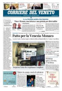 Corriere del Veneto Vicenza e Bassano – 15 febbraio 2020