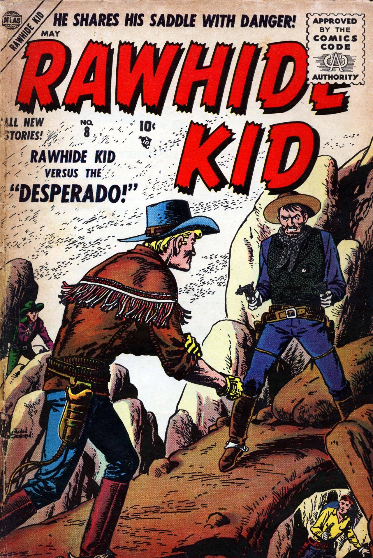 Rawhide Kid v1 008 1956