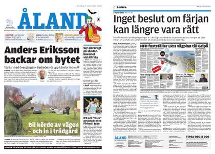 Ålandstidningen – 04 november 2019