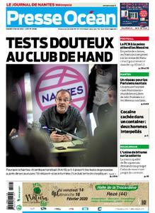 Presse Océan Nantes – 15 février 2020
