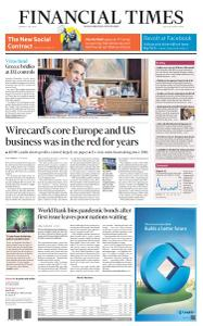 Financial Times USA - July 6, 2020