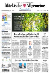 Märkische Allgemeine Westhavelländer - 25. September 2019