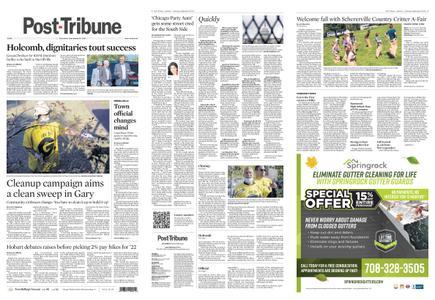 Post-Tribune – September 18, 2021