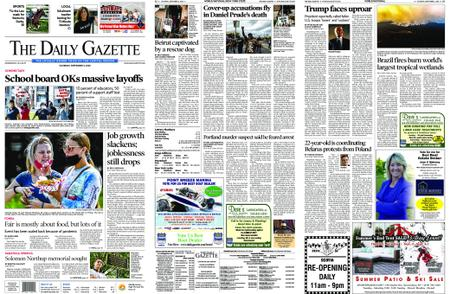 The Daily Gazette – September 05, 2020