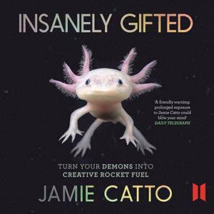 Insanely Gifted: Turn Your Demons into Creative Rocket Fuel (Audiobook)