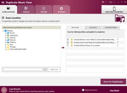 SysTweak Duplicate Music Fixer 2.1.1000.5839 Multilingual Portable