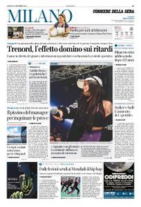 Corriere della Sera Milano – 14 dicembre 2019