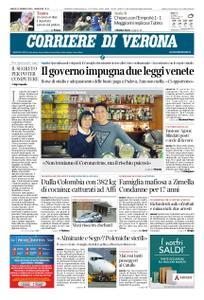 Corriere di Verona – 25 gennaio 2020