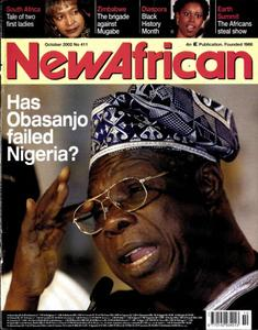 New African - October 2002