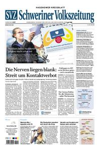 Schweriner Volkszeitung Hagenower Kreisblatt - 04. April 2020