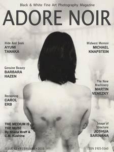 Adore Noir - February 2018