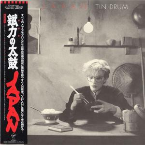 Japan - Tin Drum (1981) [Virgin VJCP-68873, Japan]