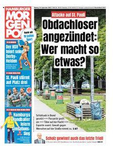 Hamburger Morgenpost – 20. September 2021