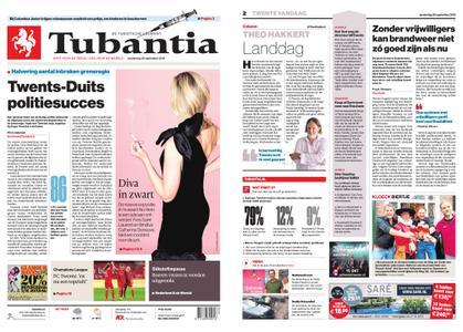 Tubantia - Enschede – 26 september 2019