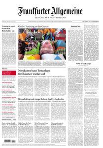 Frankfurter Allgemeine Zeitung F.A.Z. - 07. März 2019