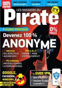 Pirate Informatique Hors-Série - Les Dossiers du Pirate - Août-Octobre 2021