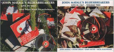 John Mayall's Bluesbreakers - Live In 1967 Vol. 1 & 2 (2015/2016)