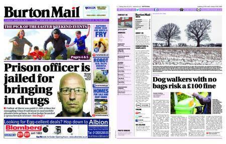 Burton Mail – March 29, 2018