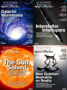 Scientific American: Space & Physics - Full Year 2020 Collection