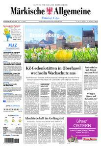 Märkische Allgemeine Fläming Echo - 18. April 2019