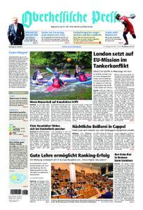 Oberhessische Presse Marburg/Ostkreis - 23. Juli 2019