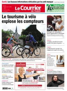 Le Courrier de l'Ouest Angers – 08 septembre 2020