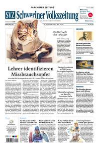 Schweriner Volkszeitung Parchimer Zeitung - 19. Februar 2020