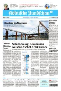 Kölnische Rundschau Wipperfürth/Lindlar – 28. April 2020