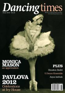 Dancing Times - June 2012