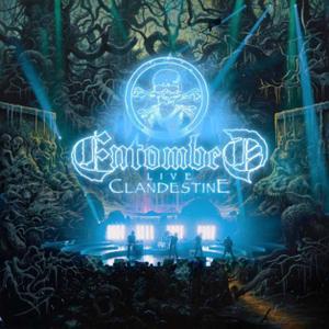 Entombed - Clandestine - Live (2019)