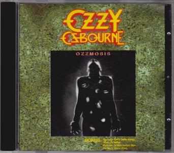 Ozzy Osbourne - Ozzmosis (1995) {1998, Reissue With Bonus Tracks}