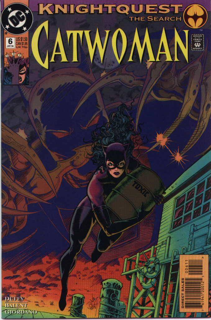 Catwoman v2 006 Animal Rites