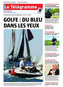 Le Télégramme Guingamp – 02 juin 2019