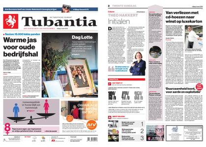 Tubantia - Enschede – 08 maart 2019