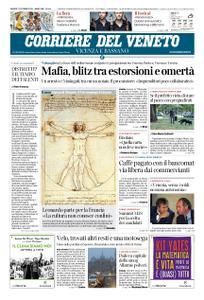 Corriere del Veneto Vicenza e Bassano – 17 ottobre 2019