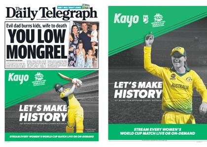 The Daily Telegraph (Sydney) – February 20, 2020
