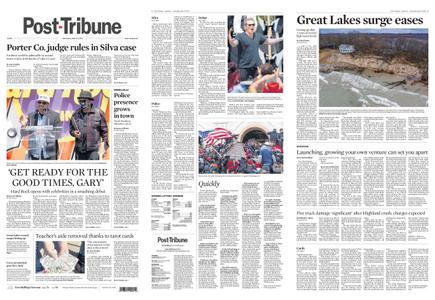 Post-Tribune – May 15, 2021