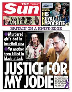 The Sun UK - 8 March 2019