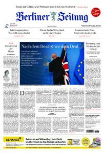 Berliner Zeitung – 18. octobre 2019
