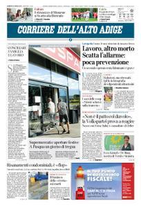 Corriere dell'Alto Adige – 19 aprile 2019