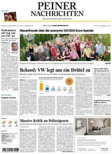 Peiner Nachrichten - 10. August 2018