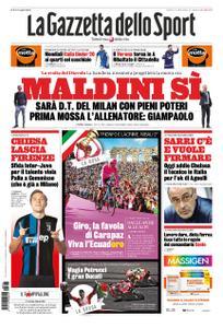 La Gazzetta dello Sport Roma – 03 giugno 2019
