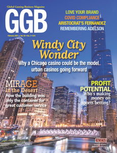 Global Gaming Business - February 2021