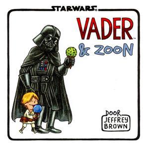 Star Wars Door Jeffrey Brown - 03 - Welterusten Vader