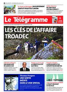 Le Télégramme Ouest Cornouaille – 17 juin 2021