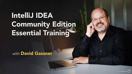 Lynda - IntelliJ IDEA Community Edition Essential Training