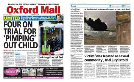 Oxford Mail – October 18, 2019