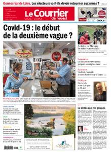 Le Courrier de l'Ouest Saumur – 11 juillet 2020